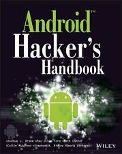 Android Hacker's Handbook, Good Books