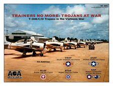 AOA decals 1/48 TRAINERS NO MORE T-28B/C/D Trojans in the Vietnam War
