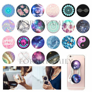 New PopSockets PopGrip & Stand Universal Phone Holder Luxe Premium