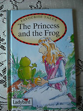 LADYBIRD - The Princess and the Frog by Penguin Books Ltd (Hardback, 1994)