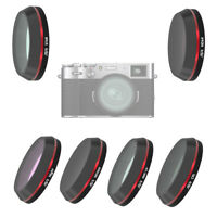 ICE 82mm Reverse Grad ND8 Sunset Filter Neutral Density ND 82 3 Stop Optical Glass