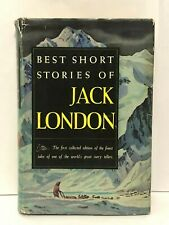 The Best Short Stories of Jack London HC Book 1959 Garden City Books