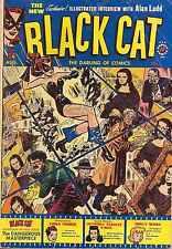 Black Cat Comics #24 Photocopy Comic Book
