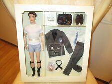 2002 Silkstone Ken Barbie Collection Fashion Insider Ken Doll Giftset ~NEW Model
