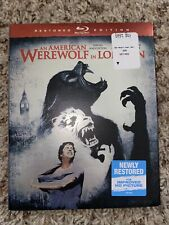 An American Werewolf in London (Blu-ray Disc, 2016) With Sleeve