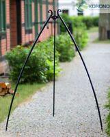Korono Dreibein Schwenkgrill, Gartengrill, Höhe 200 cm, Handmade