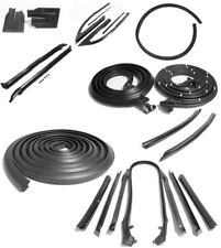 66-67 Chevelle Malibu Convertible Weatherstrip Seal Kit 21 Pieces USA MADE