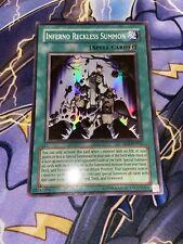 Yu-Gi-Oh Super Rare Inferno Reckless Summon DP2-EN025 (LP)