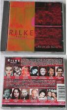 SCHÖNHERZ & FLEER Rilke Projekt Bis an alle Sterne PETER MAFFAY, Nina Hagen . CD