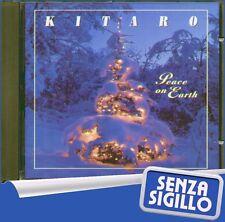 "KITARO "" PEACE ON EARTH "" CD NUOVO DOMO 1996"