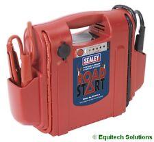 Sealey Tools RS102 RoadStart Jump Start Starter Booster Emergency Power Pack 12V