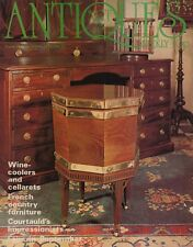 ART & ANTIQUES WEEKLY (28 August 1976) WINE-COOLERS & CELLARETS - COURTAULD ART