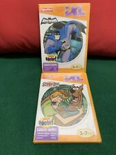 FISHER PRICE TWO (2) iXL LEARNING SYSTEM BATMAN NEW SEALED FREE MEDIA SHIPPING