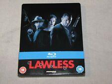 LAWLESS (Des Hommes Sans Loi) Steelbook Blu-ray (inclus VF !!)(Lot)