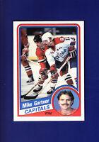 Mike Gartner HOF 1984-85 O-PEE-CHEE OPC Hockey #197 (MINT) Washington Capitals