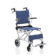 Carrozzina Superleggera da Viaggio in alluminio seduta da 37 cm Moretti disabili