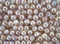 GLASS MARBLES Vase Filler-Decor/Wedding/Aquarium Pink/Black/Yellow Bulk Lot