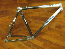 RARE ORIGINAL VINTAGE GIANT CADEX 1 CARBON MTB FRAME SET 19""