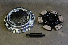 Exedy Stage 2 Pressure Plate & Grip 6 Puck Clutch Disc For Honda Acura B Series