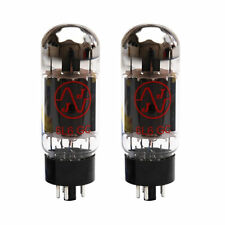 6L6GC Matched Pair power Valves-JJ neuf testé