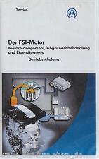 VW FSi-Motor - Reparaturleitfaden Video - 2002