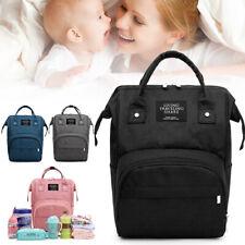 Baby Wickelrucksack Wickeltasche Wasserdicht Mamabeutel Babytasche Groß Rucksack