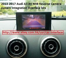 2013-2017 Audi A3 8V MIB Reverse Camera system Integration Interface kits