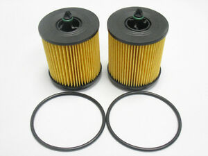 2PC/SET OF5436 ENGINE OIL FILTER GM SATURN COBALT SAAB PONTIAC OLDSMOBILE