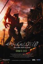 EVANGELION Japanese Animation HONG KONG ACTION MOVIE