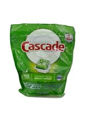 Cascade Dawn Grease Fighting 10X Power 20 Fresh Scent ActionPacs Dishwasher Pods
