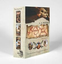 THE BLOODY JACK ADVENTURES - MEYER, L. A. - NEW PAPERBACK BOOK