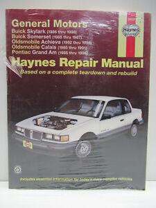 HAYNES 38025 REPAIR MANUAL GENERAL MOTORS   UPC: 038345014208