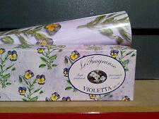 Carta Profumata da cassetti fragranza Violetta