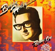 BUDDY HOLLY rave on MFP 50176 uk music for pleasure LP PS VG+/EX