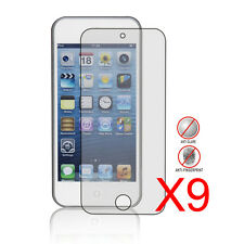 Apple iPod Touch (5th Latest Generation) Anti-Glare(Matte) Screen Protector-9pcs