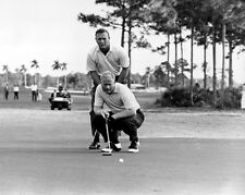 1966 National Team Championship JACK NICKLAUS & ARNOLD PALMER 8x10 Golf Photo