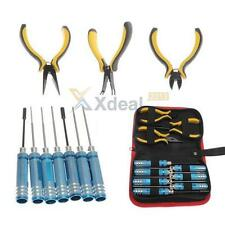 Ball Link 10 in 1 RC Helicopter Screwdriver Pliers Hex Hand Repair Tools Kit New