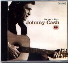 - CD - JOHNNY CASH - The man in black