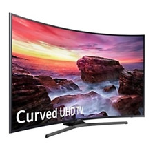 "Samsung UN55MU6500 55"" 120Hz 4K UHD HDR Curved LED TV (2017)"
