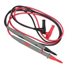 1000V 20A 1 Coppia Puntali Multimetro Tester Sonda Digitale Professionale Cavi