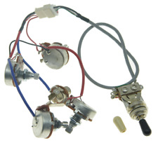 More details for les paul wiring harness by epiphone for lp / sg shape. quality drop in fit. uk!