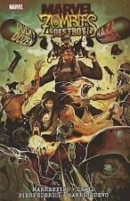 Marvel Zombies Destroy, Peter David, Frank Marraffino, Excellent