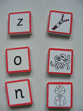 Inspirational Classrooms, Box of 52 Magnetic Chunky Alphabet Letters, 3006501