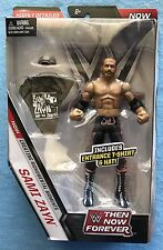 WWE Sami Zayn Then Now Forever Elite Legends HOF TNF Figure Exclusive. BRAND NEW