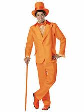 Rasta Imposta Goofball Tuxedo Men's Costume, One Size - Orange