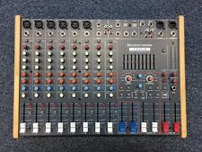 Studiomaster Vision 8 - 8 channel Passive (Unpowered) Mixer - VISION8 - New
