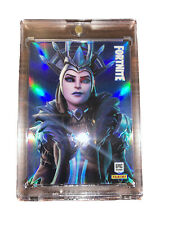 THE ICE QUEEN OPTICHROME HOLO 2020 Panini Fortnite Series 2 Legendary Outfit 184
