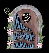 Elfos Puerta Para Colgar - DAISY DOORWAY - FANTASY feentür Regalo Deco