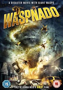 Waspnado (DVD) (NEW AND SEALED) (REGION 2) (FREE POST)