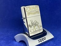 Zippo Camel Nutty Menthol Dual Sided Brass NEW Unfired Mint Rare